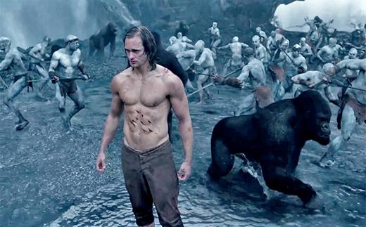 Review The Legend Of Tarzan 2016 Cult Following