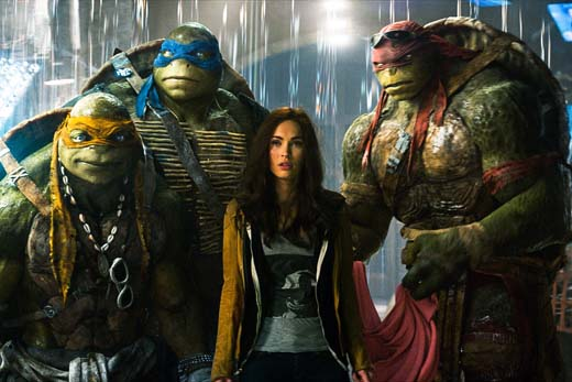 Review Teenage Mutant Ninja Turtles 2 Out Of The Shadows 2016
