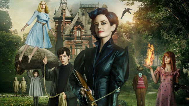 Miss Peregrines Home for Peculiar Children (2016) Watch Online Hindi Dubbed Full Movie