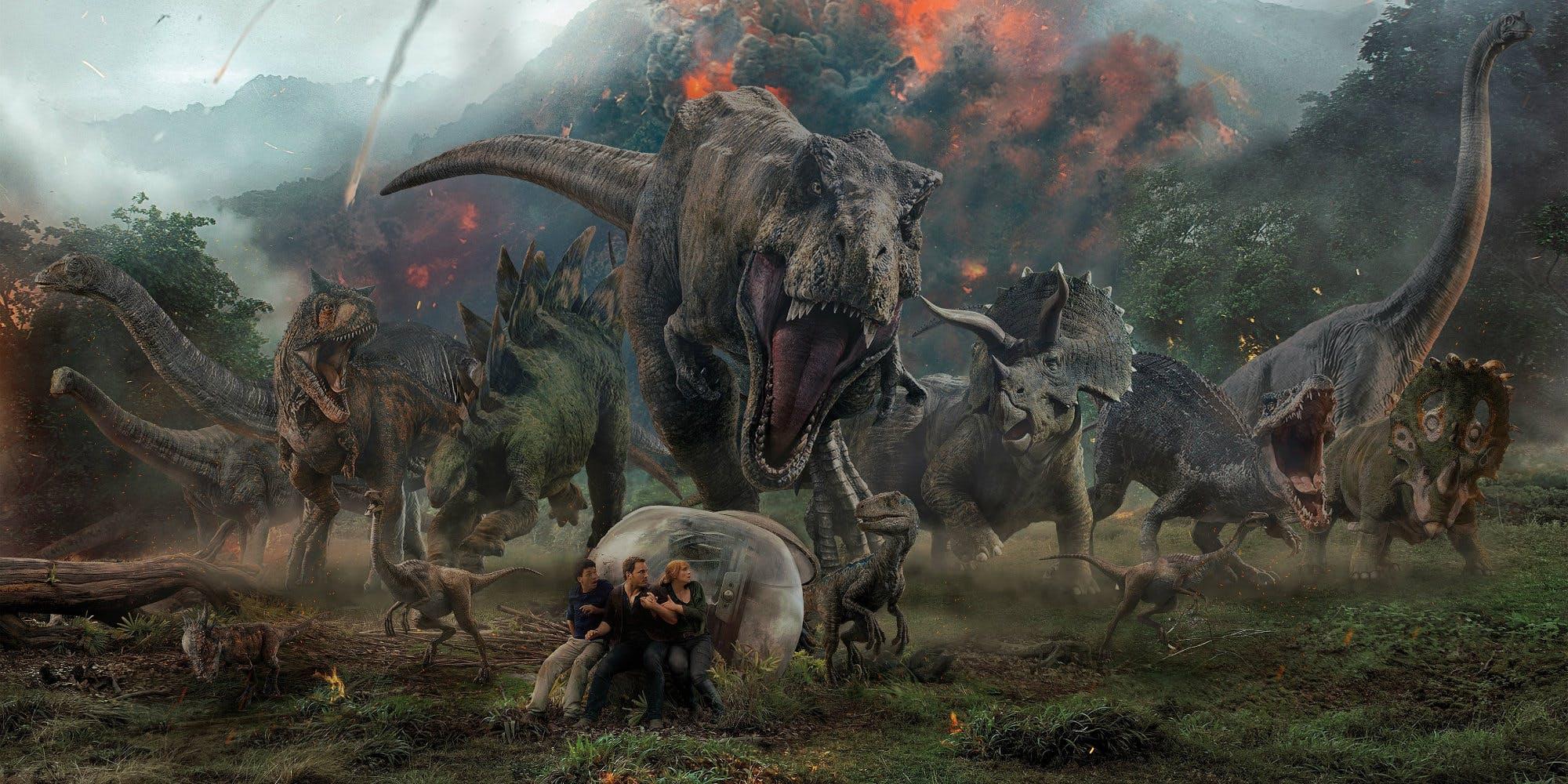 「Jurassic World: Fallen Kingdom」の画像検索結果