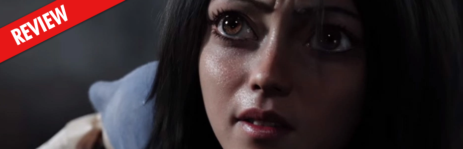 FILM REVIEW: 'Alita: Battle Angel' is a Cyberpunk Techno-Marvel with Real Heart