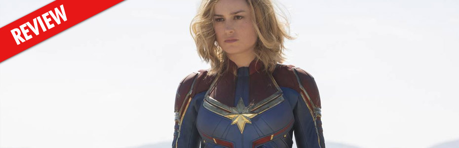 FILM REVIEW: Captain Marvel aims to lay heavy foundation for next phase of Marvel Cinematic Universe at the expense of a compelling origin tale.