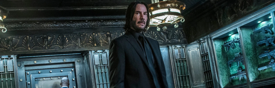 REVIEW: JOHN WICK CHAPTER 3 – PARABELLUM delivers visceral thrills and rich world-building worthy of the franchise.