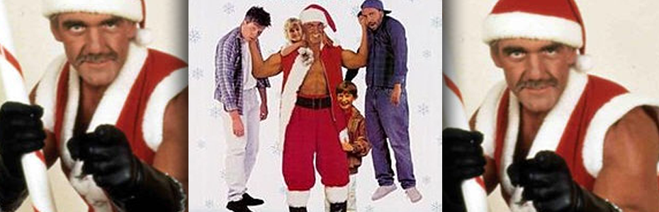 PODCAST: View & Spew Review #8 – Santa with Muscles (1996)