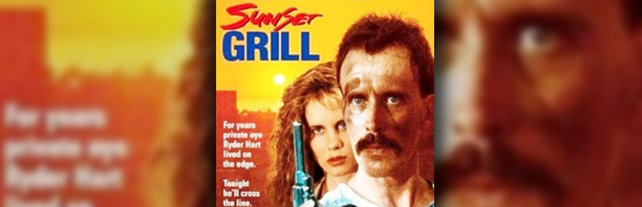PODCAST: View & Spew Review #7 – Sunset Grill (1993)