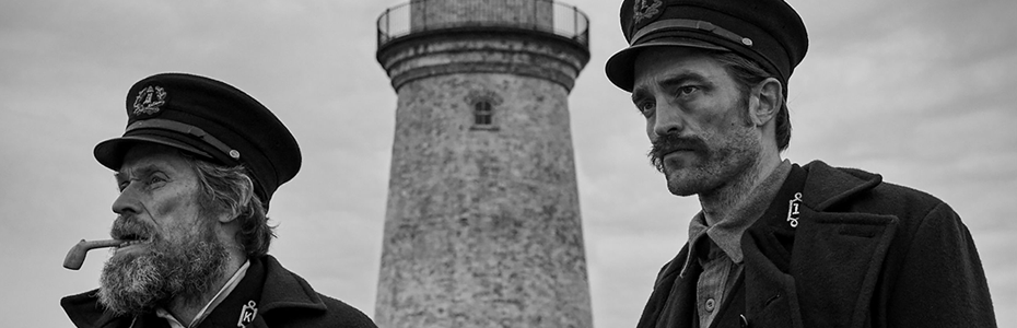 TRAILERS: Check out the new poster and trailer for Robert Eggers' THE LIGHTHOUSE