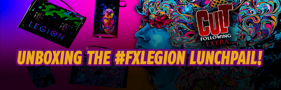 COLLECTIBLES: Check out the limited-edition Legion Season 3 Lunchbox from FX!
