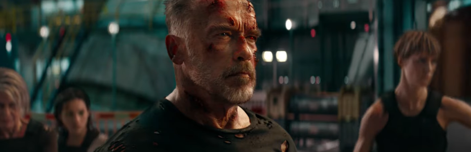 REVIEW: TERMINATOR: DARK FATE strikes a timely note with a franchise reboot and a twist on a familiar classic.
