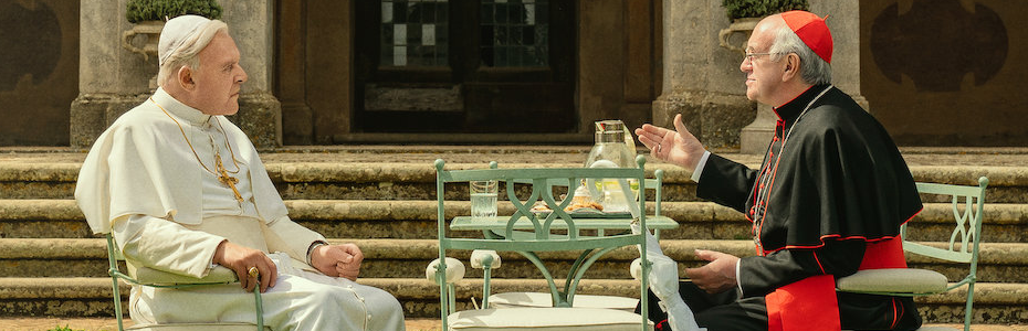 REVIEW: THE TWO POPES is an intriguing docudrama with two of the year's best acting performances