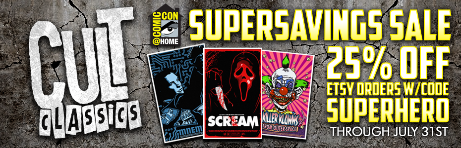 SALE: Save 25% Off ALL Orders Through July 31st as part of Our Super Savings Extravaganza!