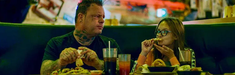 FILM REVIEW: NAIL IN THE COFFIN: The Fall and Rise of Vampiro covers the highs and lows of balancing a life as a career professional wrestler withfatherhood