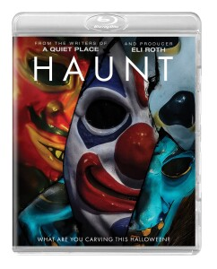Haunt_Bluray_1 Disc_Amaray