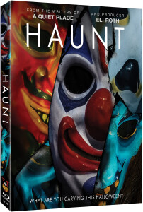 Haunt_Bluray_1 Disc_Slipcase