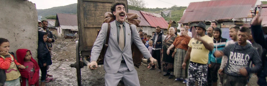 FILM REVIEW: BORAT: SUBSEQUENT MOVIE FILM works best when it exposes the raging id of America's far right wing.