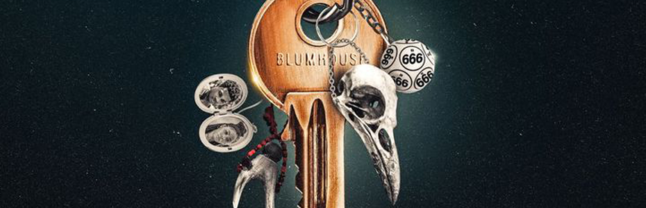 NEWS: First Look at Amazon and Blumhouse's WELCOME TO THE BLUMHOUSE, coming to Prime in October