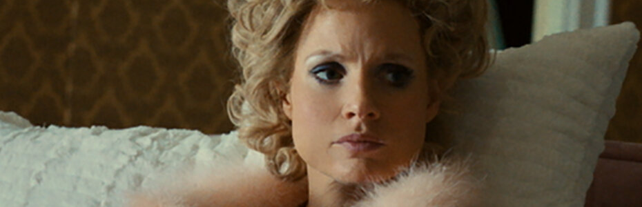 MOVIE REVIEW: THE EYES OF TAMMY FAYE is a loving elegy to a mass media icon of the 80s.